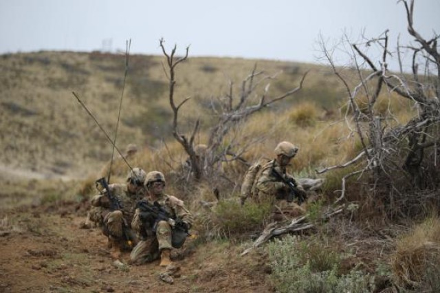 3/4 Cav Troopers conduct live-fire exercise during Operation Lightning Strike 2019