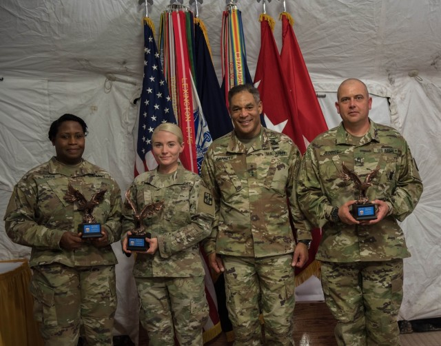 Prioritizing safety earns Soldiers, medical command recognition