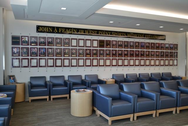 John A. Feagin Jr. Orthopaedic Sports Medicine Fellowship lobby