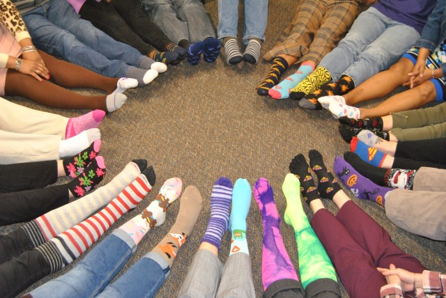 Rock Your Socks for Down syndrome