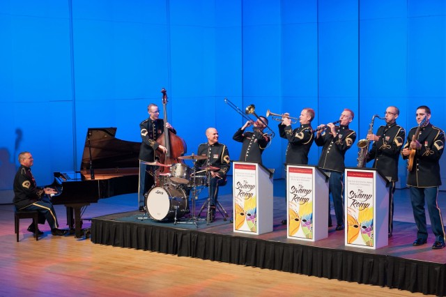 The U.S. Army Band's Swamp Romp performs jazz and authentic folk music born and bred in Louisiana.