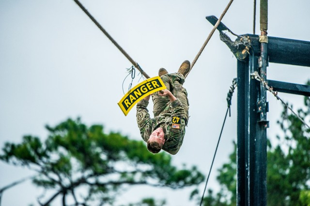 After two full days and nights of events to test stamina, technical prowess and mental acuity, 16 teams crossed the finish line April 14 at Fort Benning, Ga., concluding the Best Ranger Competition.