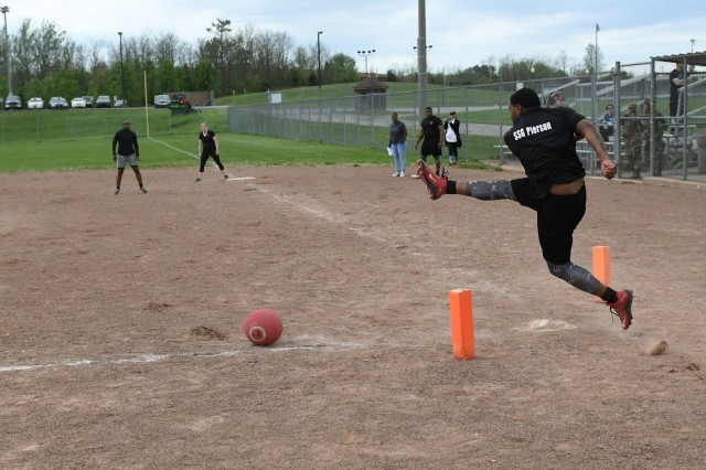 PHOTOS: Fort Knox units compete at SHARP kickball tournament