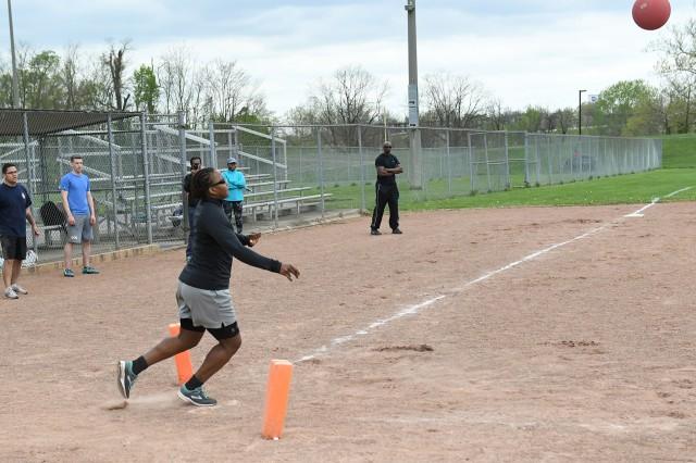 PHOTOS: Fort Knox units compete at SHARP kickball tournament