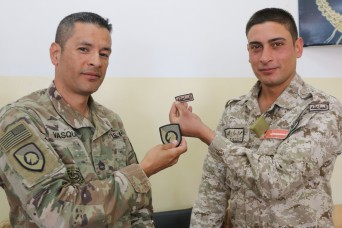 NCO exchange helps to advance Soldiers, collaboration