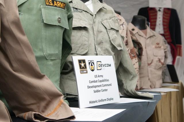 CCDC SC Historic Uniform