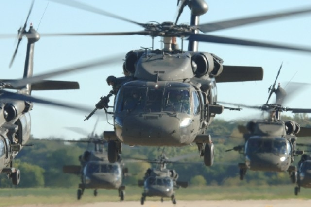 "Army aviation readiness has climbed 15 percent over the past three years while units continue to work at ""warp speed"" to support missions across the world, leaders recently said."