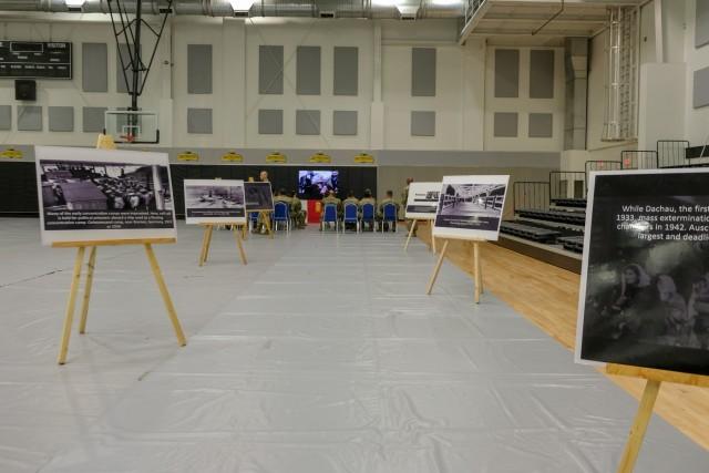 NCO Plans Interactive Holocaust Remembrance