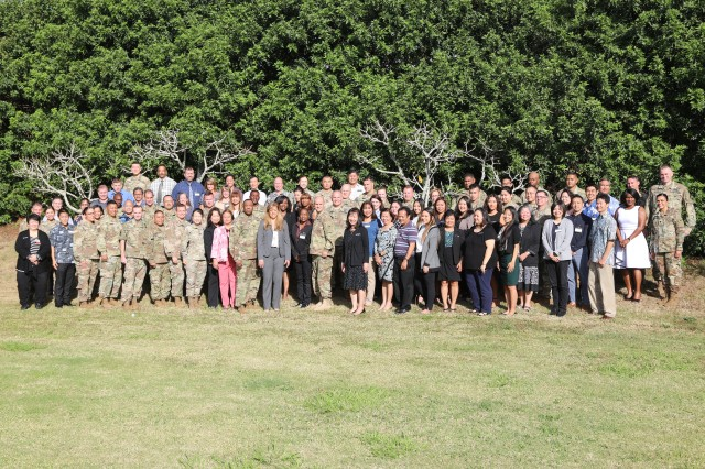 USARPAC G-8 Hosts Annual Synch