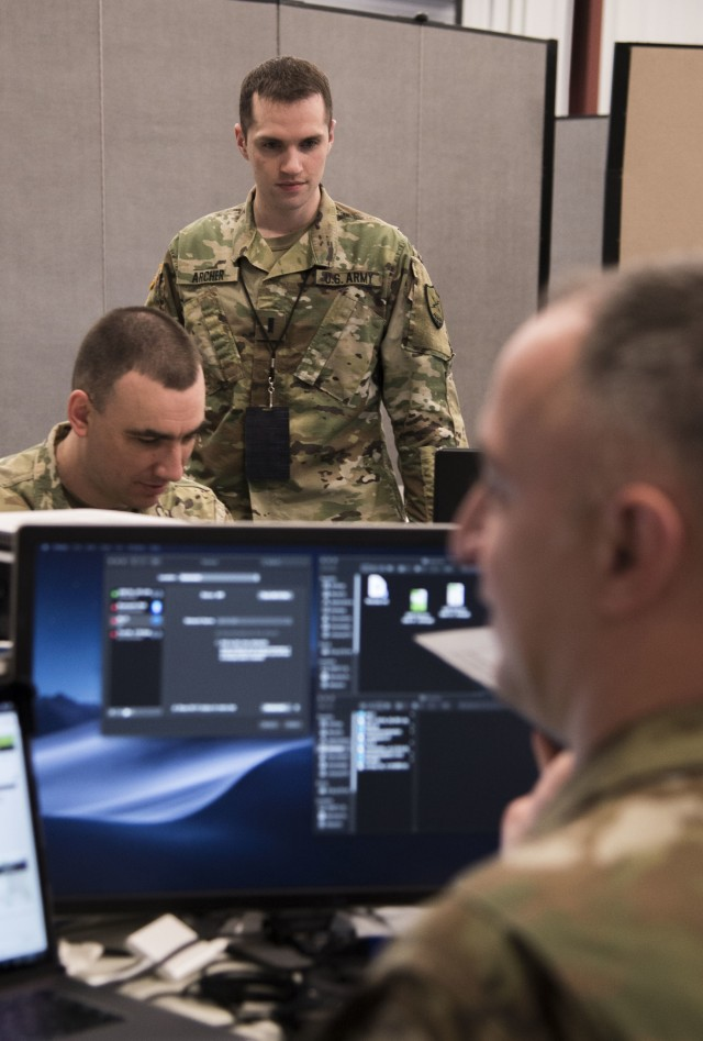 Ohio National Guard Team prepares to Defend Critical Infrastructure