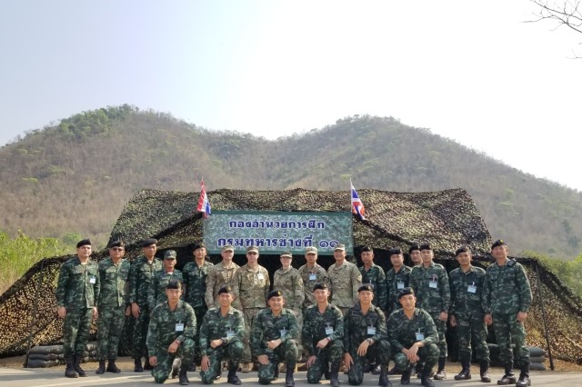 Group Photo at Ratchaburi, the Kingdom of Thailand on March 21, 2019.