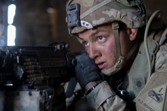 Focus on teamwork, education helps build a squad of infantrymen