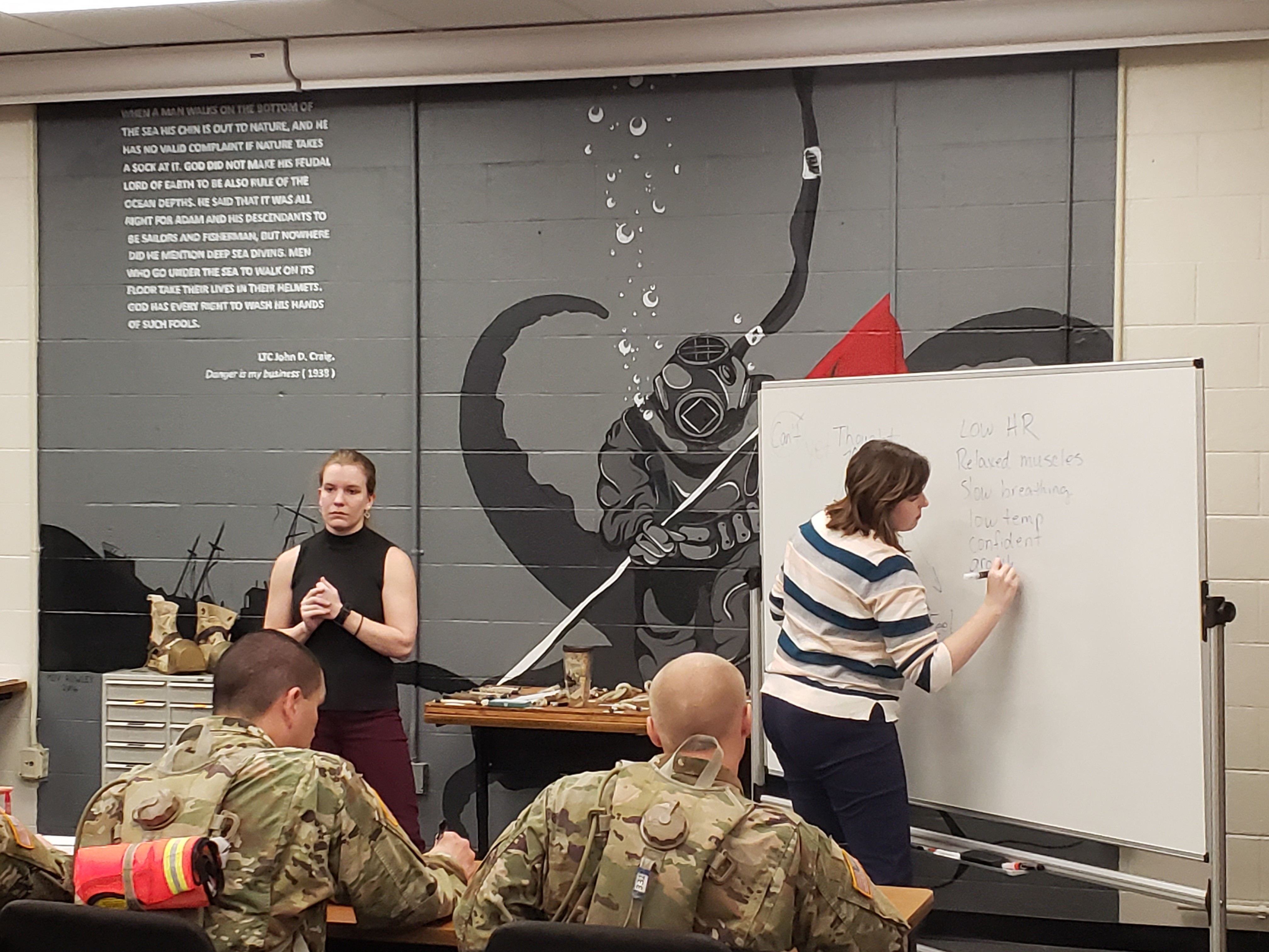 R2 training reduces attrition at one of the Army's toughest schools