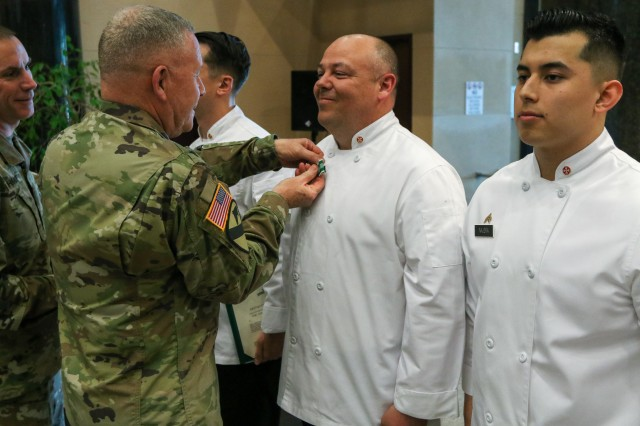Eighth Army Culinary Team brings back awards and accolades