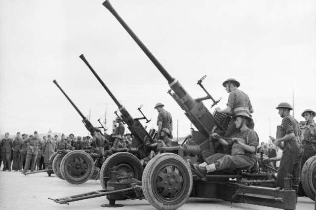 First developed by Sweden and used in World War II, the Bofors remains in operation today in nations around the world.