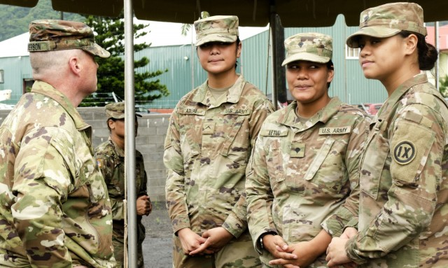 First indoor Army Reserve small arms range opens in American Samoa