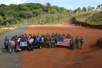 5-20 Inf. Builds Partnership and Trains in Palau