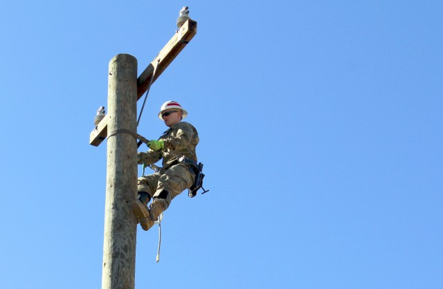 The 249th Engineer Battalion Field Training Exercise