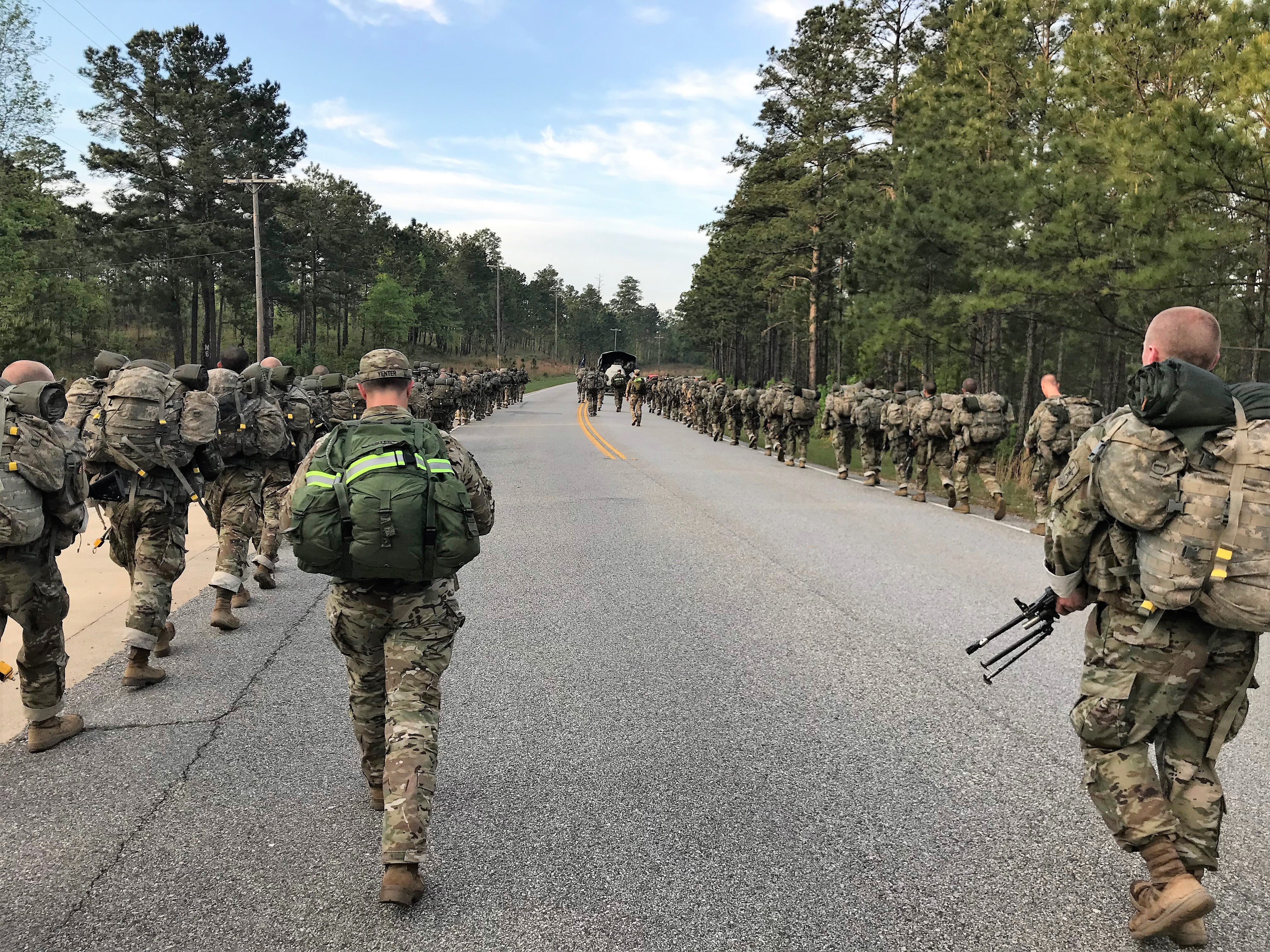 Leading by Example: Army Rangers strengthen ties with