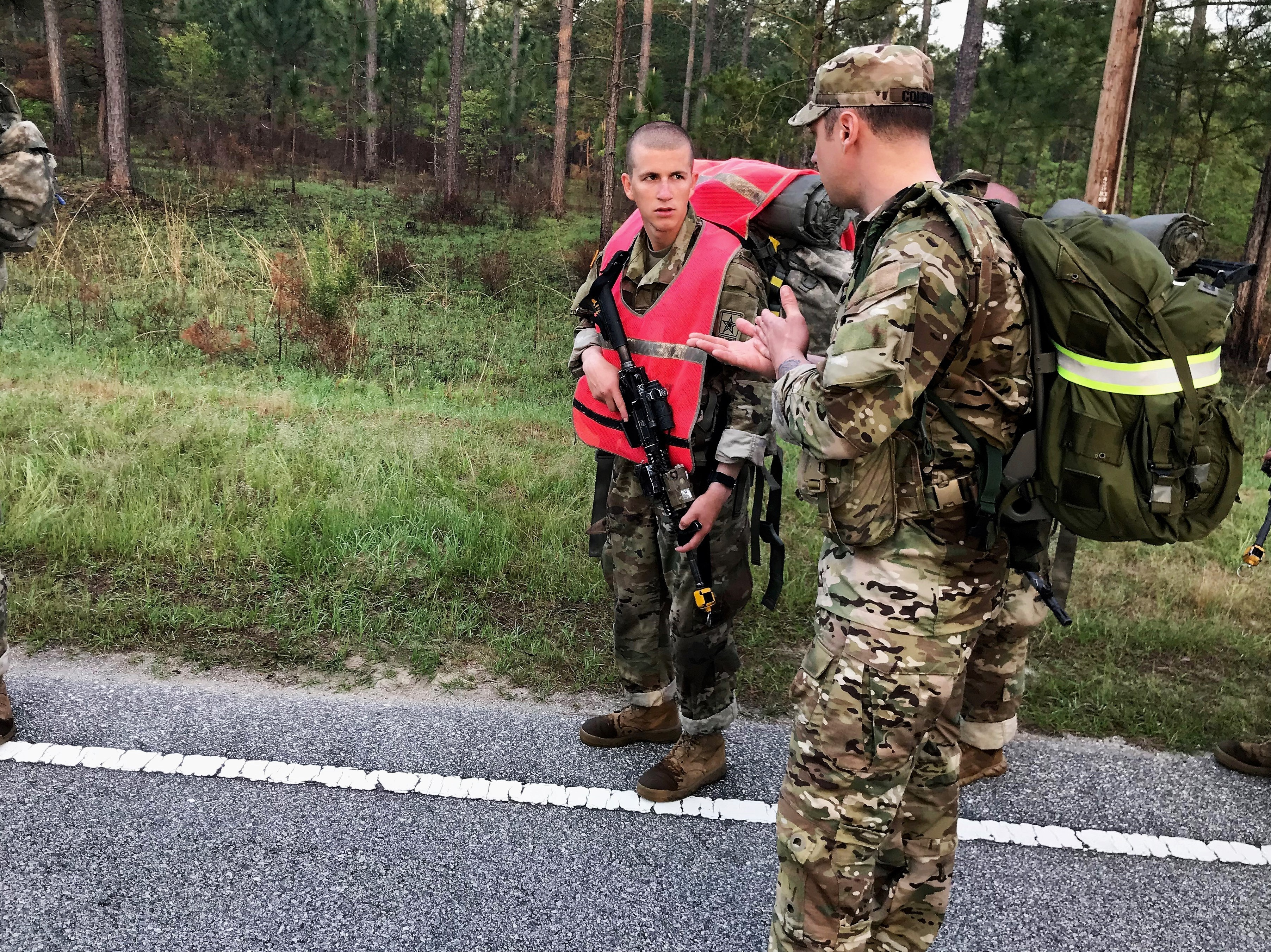 Leading by Example: Army Rangers strengthen ties with ...  Leading by Exam...