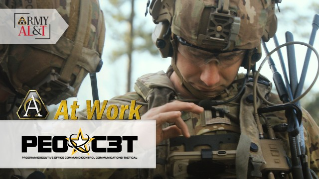 Profile: Program Executive Office for Command, Control and Communications-Tactical (PEO C3T)