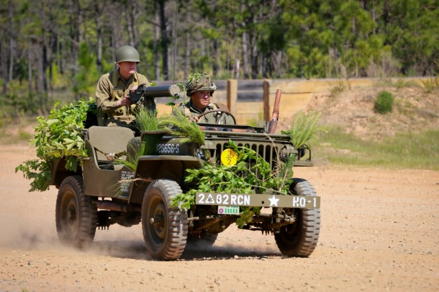 Gainey Cup International Scout Competition - Scouts in Action