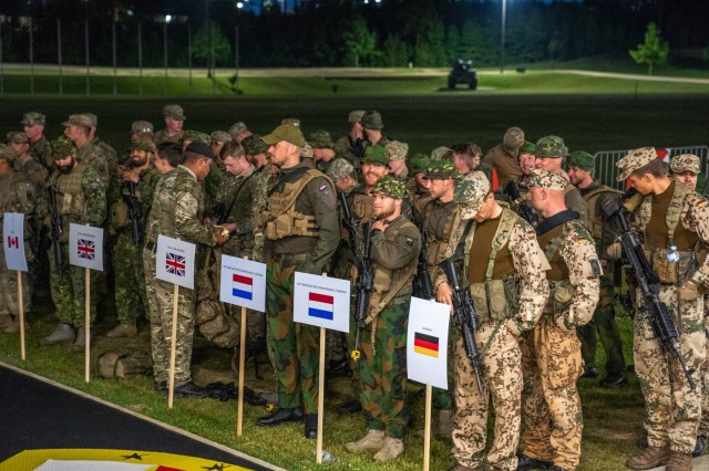 Gainey Cup International Scout Competition