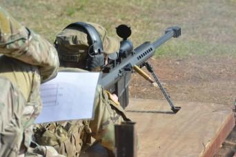 Shreveport Guardsmen aim for excellence