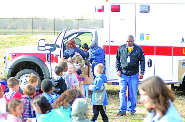 Careers on Wheels pays visit to students