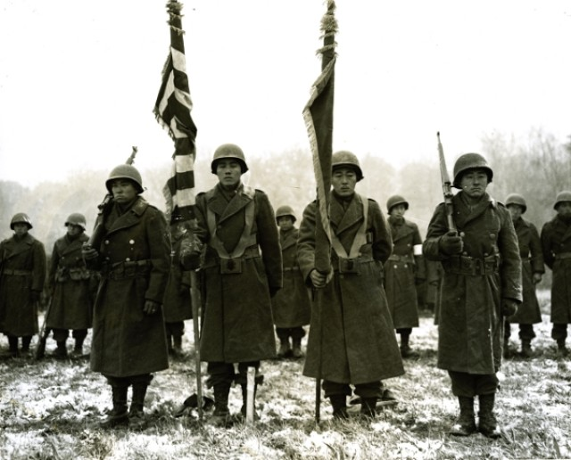 The 442nd Regimental Combat Team
