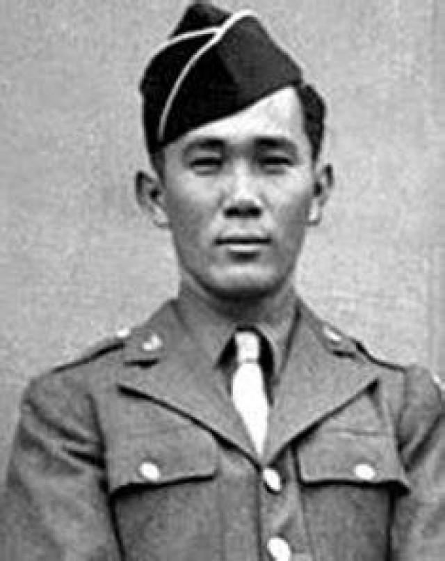 Pvt. 1st Class Herbert K. Pililaau