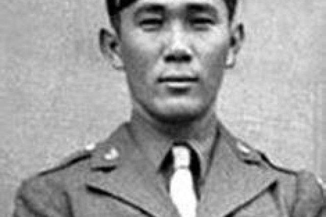 "Private First Class Herbert K. Pililaau, a Pacific Islander American from Hawaii who received the Medal of Honor for gallantry in action on ""Heartbreak Ridge"" near Pia-ri, Korea, with the 23rd Infantry Regiment, 2nd Infantry Division, on September 17, 1951."