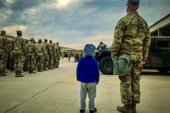 Bulldog family builds stronger bond during deployment