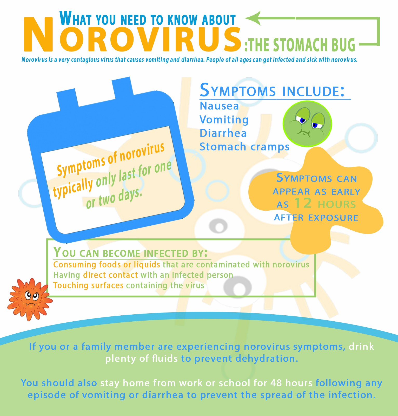 Norovirus continues to be seen throughout Germany | Article