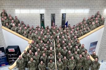 Washington hosts the National Guard Army Music Leader Training