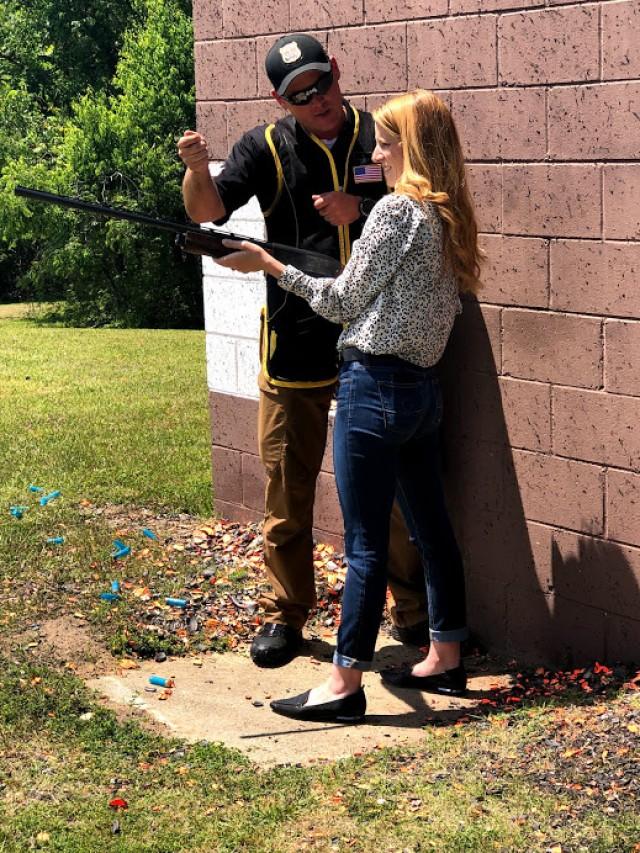 Educators Visit The Army Marksmanship Unit