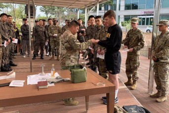 Easter Faith, Hope, and Love brings US and ROK Army Together