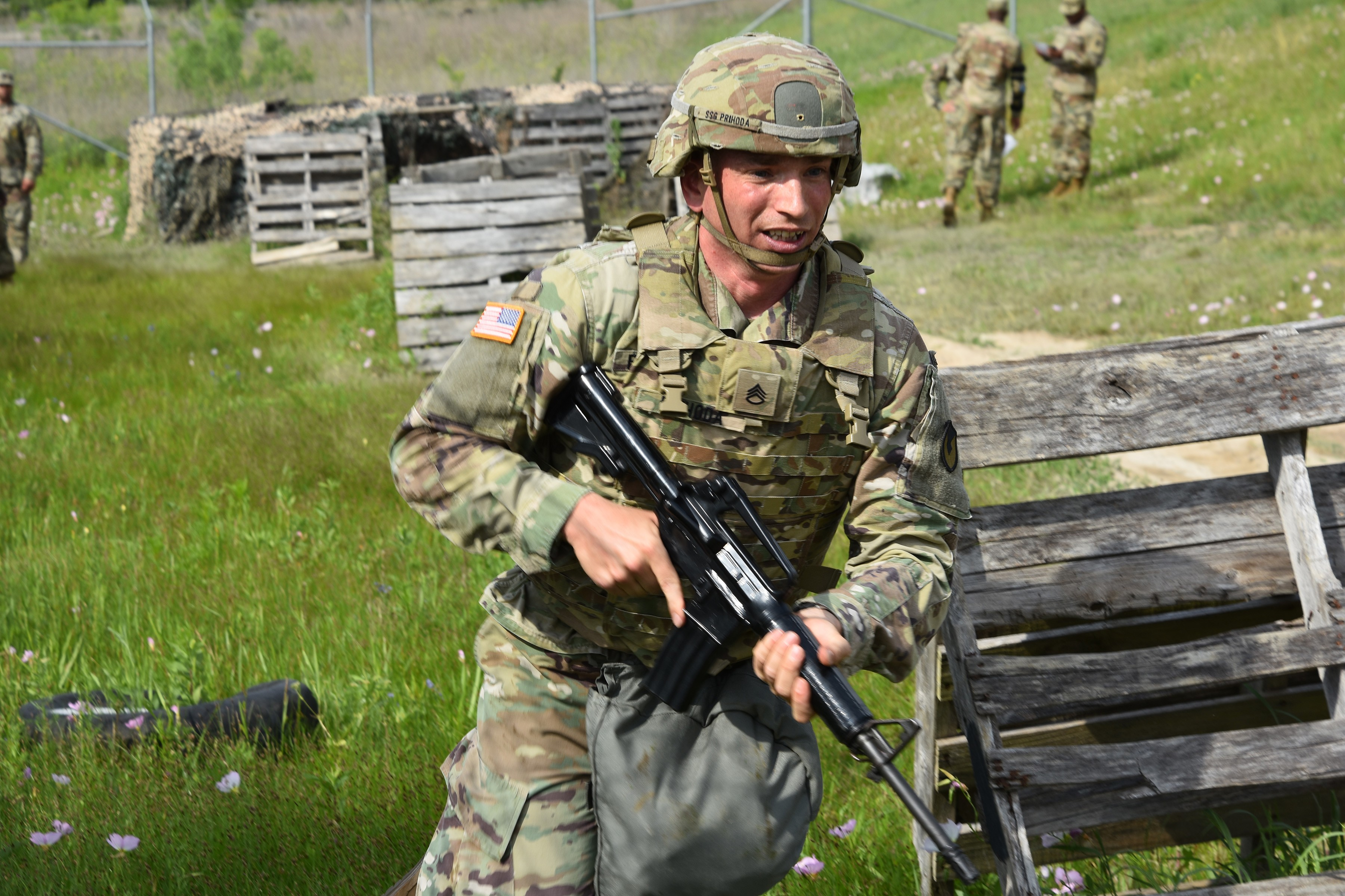 Army Contracting Command names MICC Soldier NCO of 2019
