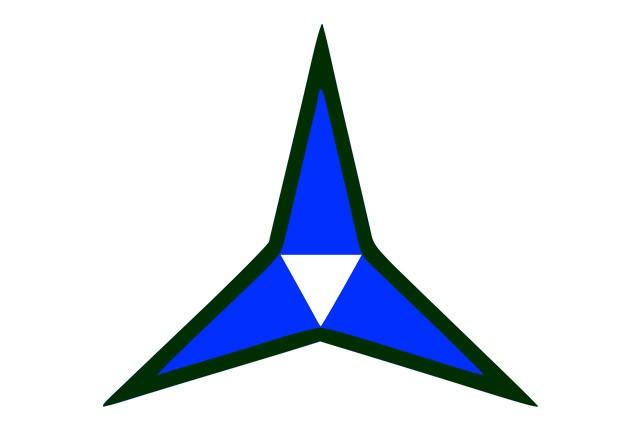 III Corps shoulder sleeve insignia