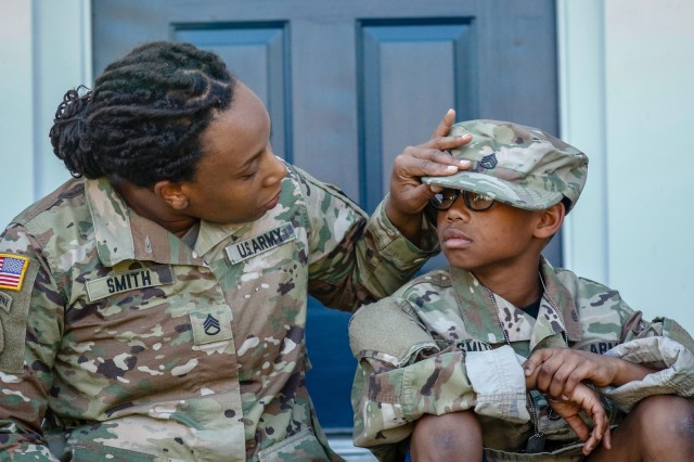 Our Family: Month of the Military Child