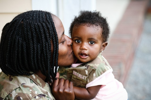 Our Family: Month of the Military Child with Spc. Shatyra Reed