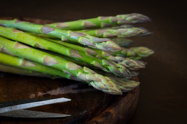 It's that time of  year -- asparagus season! Stop by an asparagus festival.