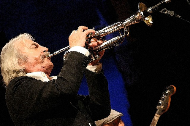 The Enrico Rava Quintet will play this year at the Teatro Olimpico, Olympic Theater, in downtown Vicenza.