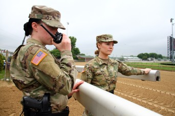 National Guard, Louisville police secured Kentucky Derby