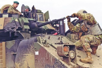New capabilities, rotations to bolster Army presence in Eastern Europe