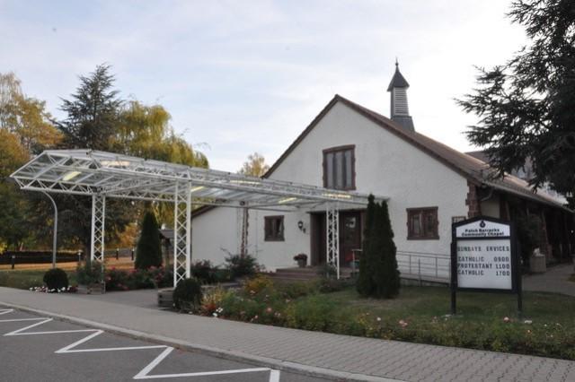 Patch Barracks Chapel