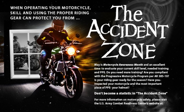 Each spring, motorists likely notice the uptick in motorcycles sharing the road with their four-wheeled vehicles.