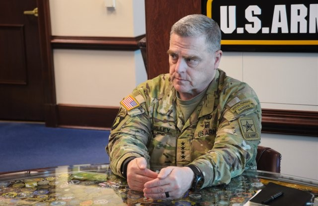 Chief of Staff of the Army Gen. Mark A. Milley