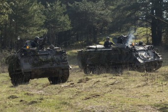 Unique opportunity at JMRC enhances readiness, lethality