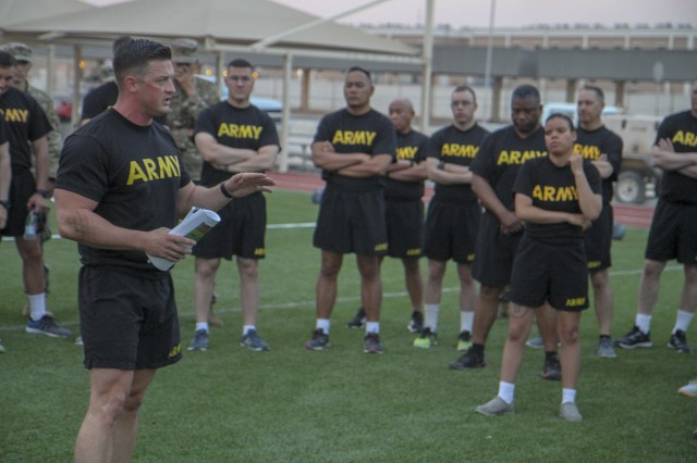 ACFT Instructions